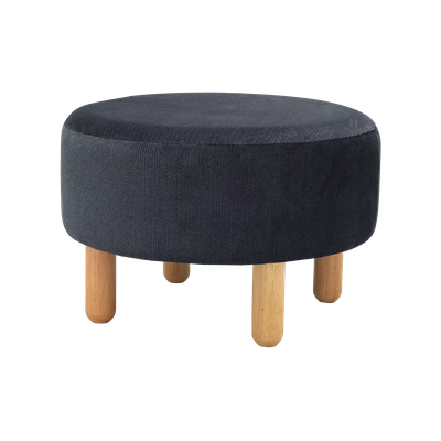 Millie Stool - Natural, Night - Image 1