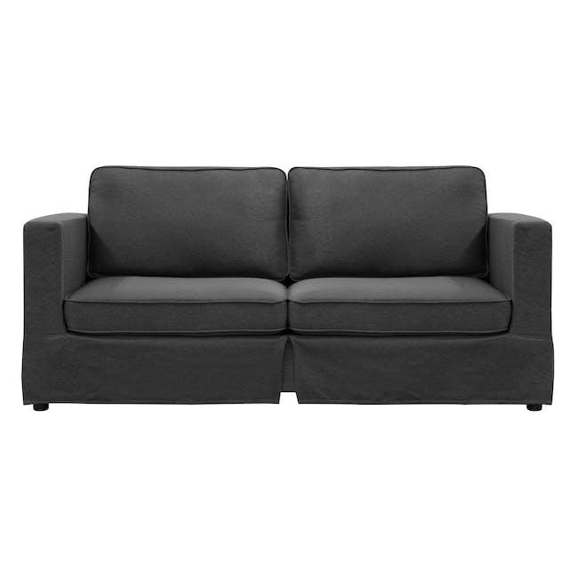 Berlin 3 Seater Sofa - Orion - 0