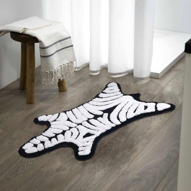 Noje Floor Mat - White Tiger - 5