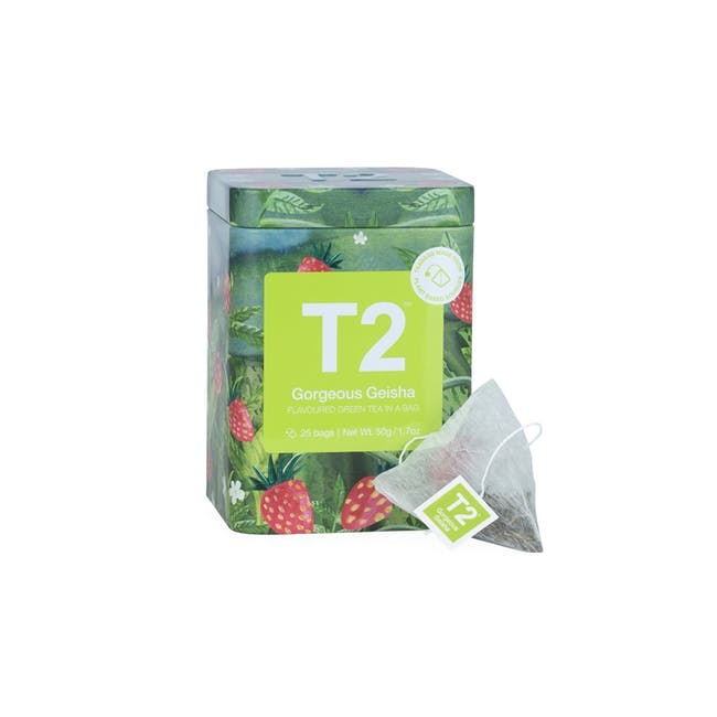 T2 Icon Tins - Gorgeous Geisha (2 Options) - 0