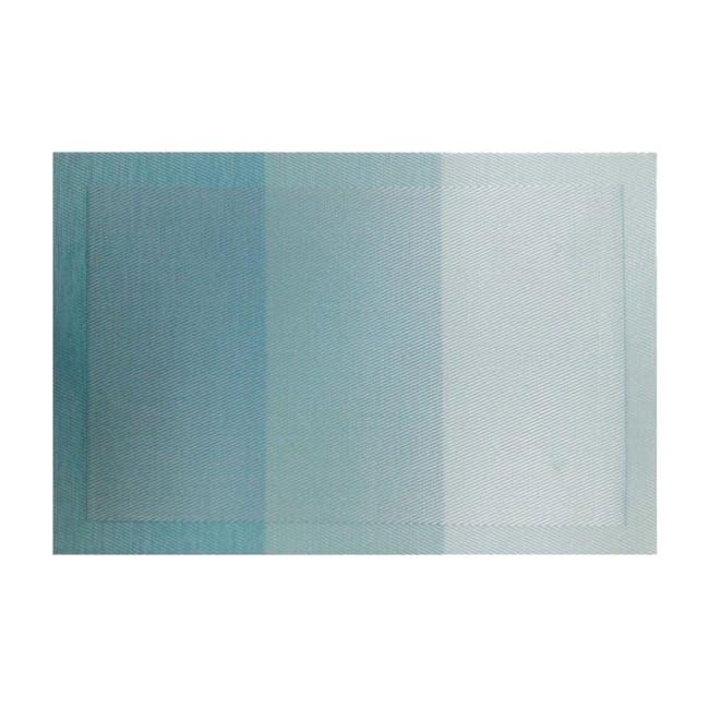 PYRAMID Placemat - Aqua - 0