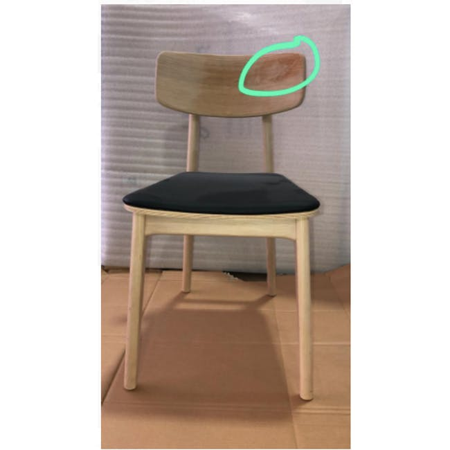 (As-is) Tacy Dining Chair - 5 - 7