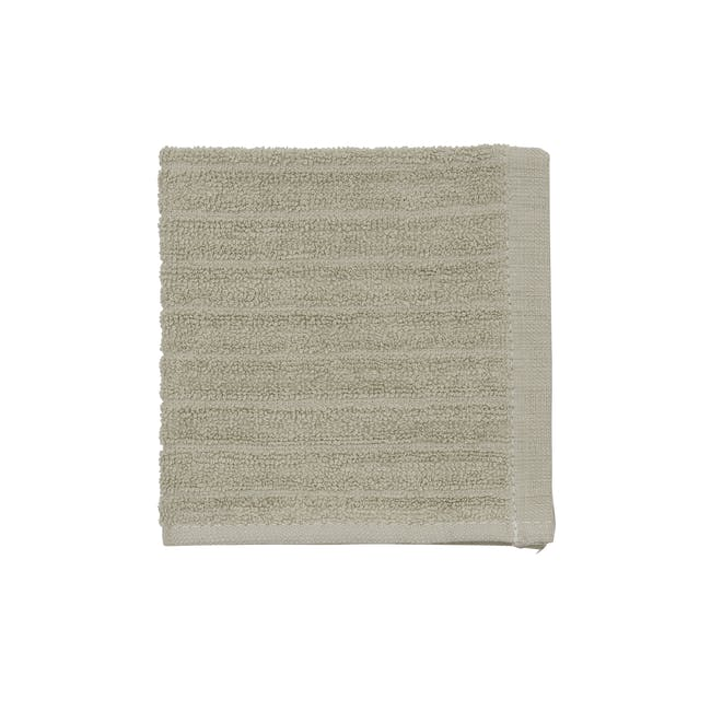 EVERYDAY Bath Towel & Face Towel - Taupe (Set of 4) - 1