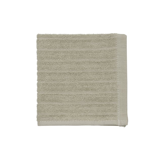 EVERYDAY Face Towel - Taupe - 0