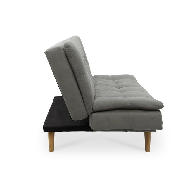Kara Sofa Bed - Pigeon Grey - 5