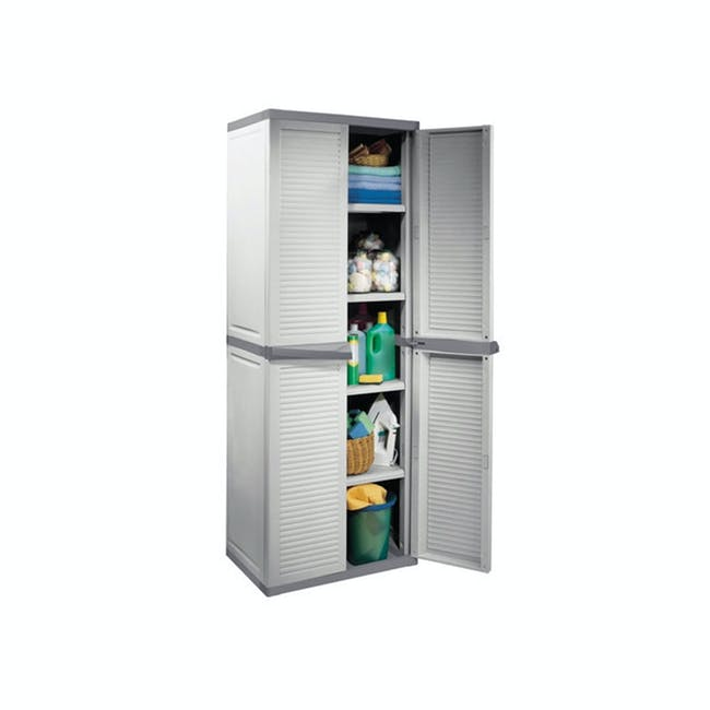 Louvre Utility Cabinet - 0