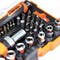 FINDER 38pcs Ratchet Screwdriver & Bits Set - 1