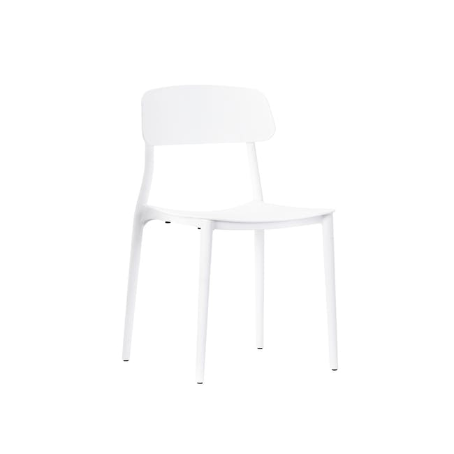 Willow Chair - White - 0