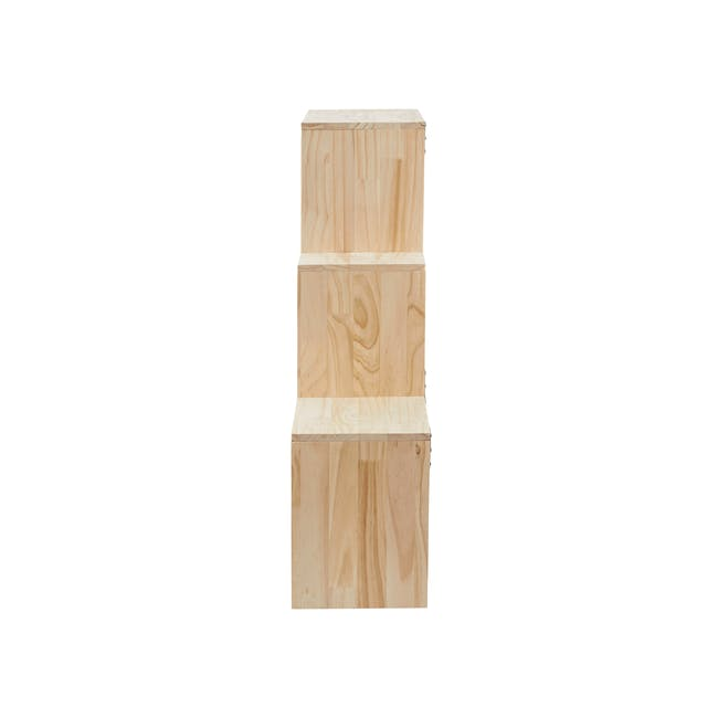 Nizu 3 Step Book Shelf - 2