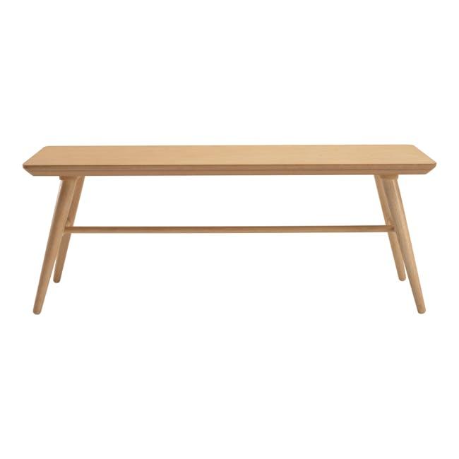 Marrim Bench 1.2m - Natural - 2