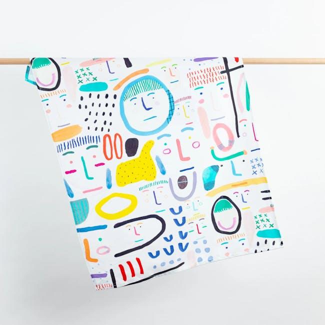 Shuh Tea Towel - People - 0