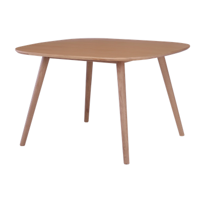 Tidus Square Dining Table 1.2m - Oak - Image 2