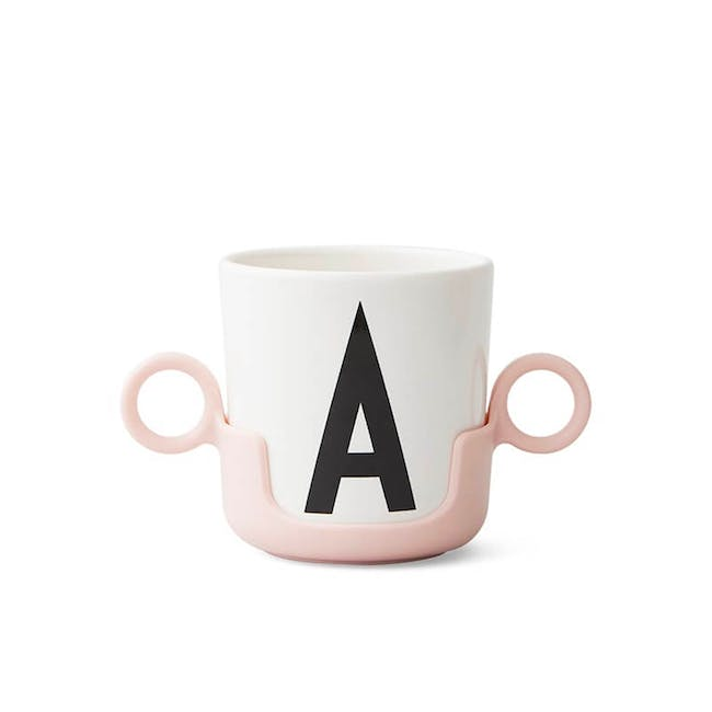 Handle for melamine cup - Pink - 0