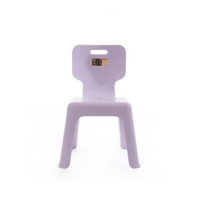 Sturdy Kids Chair with Backrest - Indigo - Image 2