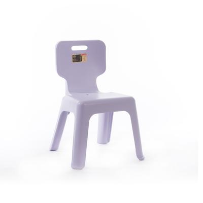 Sturdy Kids Chair with Backrest - Indigo - Image 1