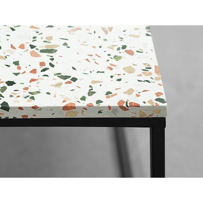Lyra Terrazzo Side Table - 1