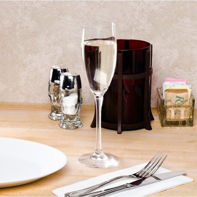 Chef & Sommelier Cabernet Champagne Flute 16cl - Set of 6 - 1
