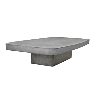 Ethan Concrete Coffee Table 1.2m - Image 2