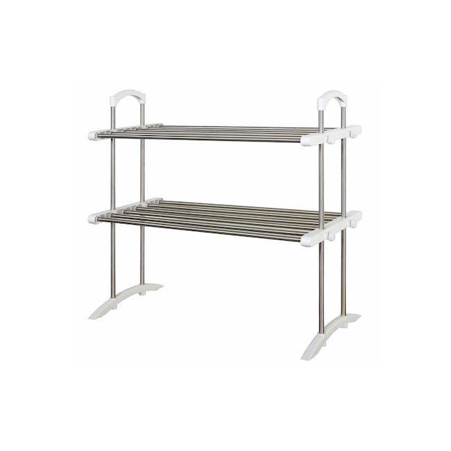 HEIAN 2 Tier Kitchen Storage Rack - 0