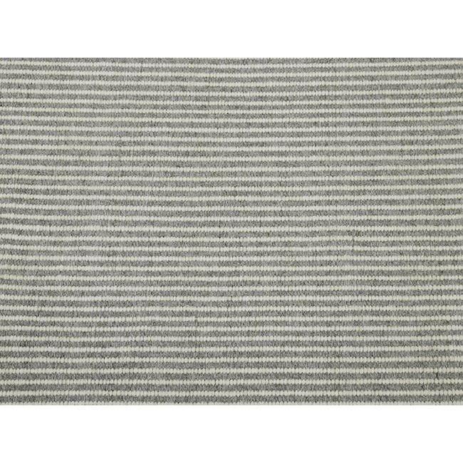 Vector Flatwoven Rug 2.4m by 1.7m - Grey - 1