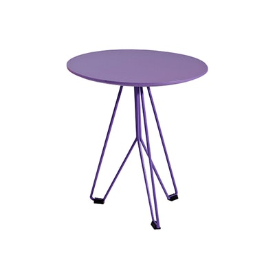 Kalo Rocket Side Table - Purple - Image 1