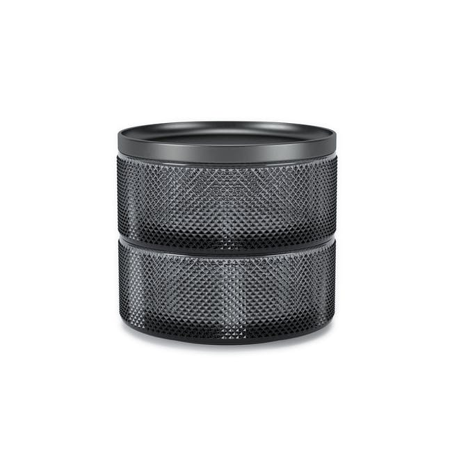 Tesora Glass Box - Smoke - 2
