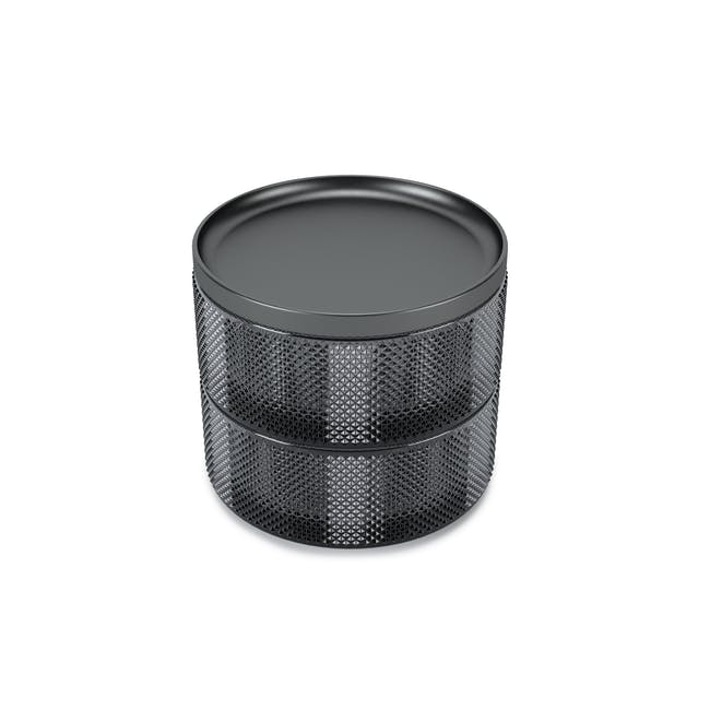 Tesora Glass Box - Smoke - 3