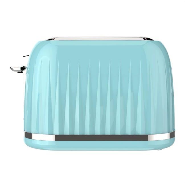 Odette Jukebox 4-Slice Bread Toaster - Mint - 1