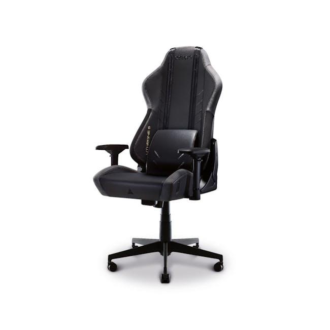OSIM x Marvel uThrone S Massage Chair with Customizable Massage - Self Assembled - Black - 0