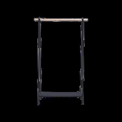Haben Clothes Rack - Matte Black - Image 2