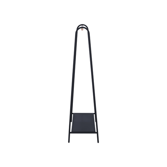 Laholm - Haben Clothes Rack - Matte Black