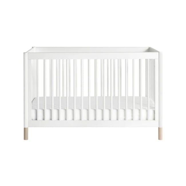 Babyletto Gelato 3-in-1 Convertible Crib - White - 0