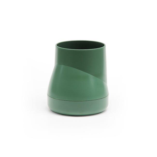 Large Hill Pot - Olive - 0