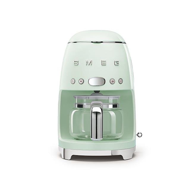 Smeg Drip Coffee Machine - Pastel Green - 0