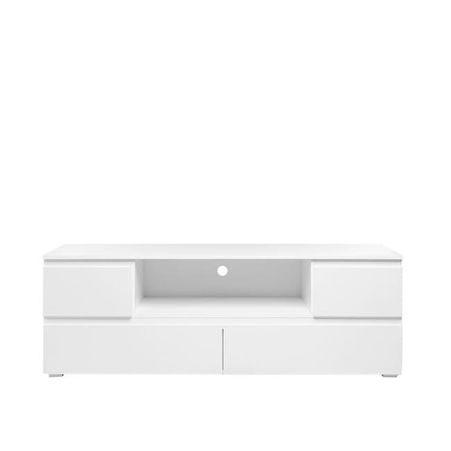 Erika TV Console 1.6m - White - 0