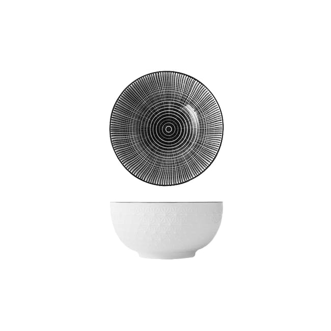 Table Matters Scattered Lines Bowl (3 Sizes) - 0
