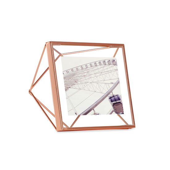 Umbra - Prisma Square Photo Display - Copper