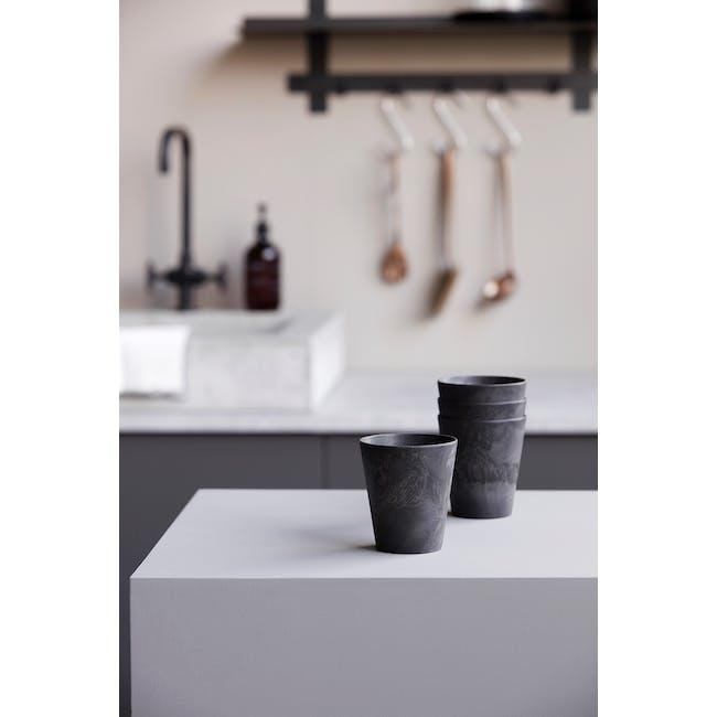 Serveur Mug - Black (Set of 4) - 3