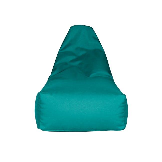 Milly Bean Bag - Teal - 2