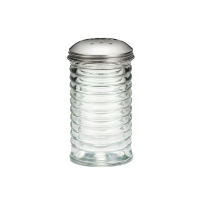 Glass Beehive Cheese Shaker