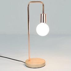 Oro Table Lamp - Copper