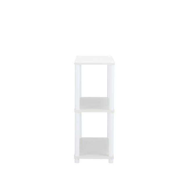 Brock 3-Tier Shelf - White - 0