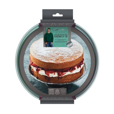 Jamie Oliver Round Sandwich Tin Loose Base