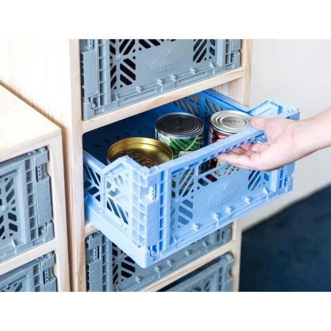 Aykasa Foldable Minibox - Khaki Green - 5