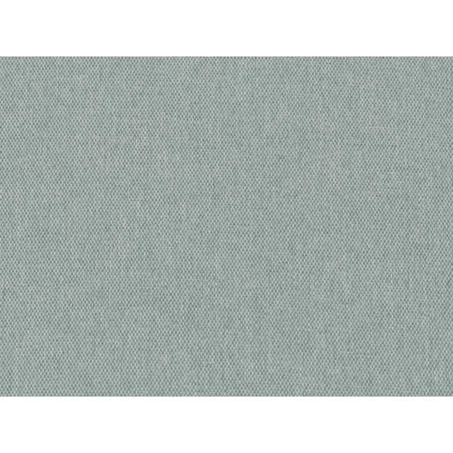 (As-is) Miranda Chair - Natural, Sea Green - 1 - 13