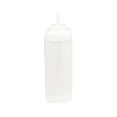 Squeeze Bottle with Cone Tiptop Dual Way