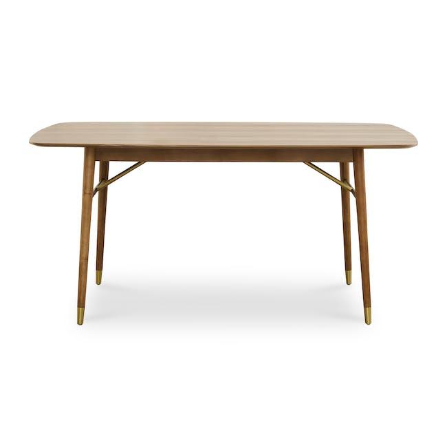 Hagen Dining Table 1.6m - Walnut - 0
