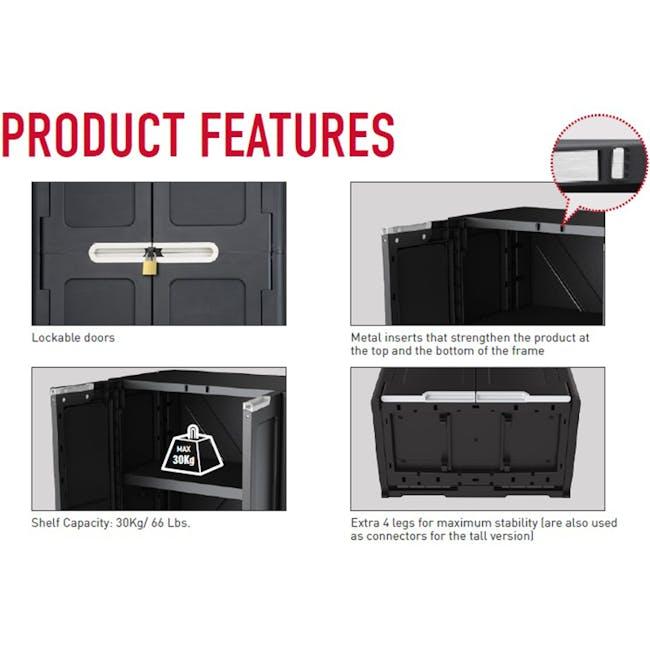 Magix Foldable Cabinet - 6
