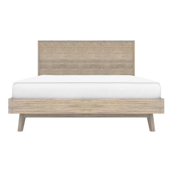 HipVan Bundles - Leland King Bed with DREAM Mattress