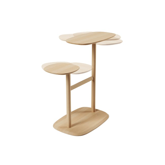 Swivo Side Table - Natural - 6